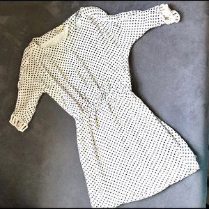 Rebecca Minkoff Cut-out Silk Dress